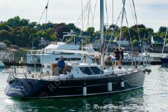 1999 Jfa Yachts 45 Deck Saloon
