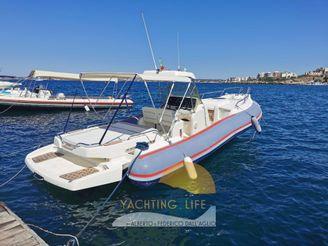 2001 Custom Marlin Boat MARLIN 29