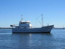 2002 Washburn & Doughty Expedition Yacht