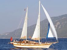 1986 Custom Gulet-Ketch