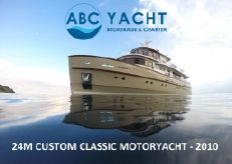 2010 Custom Classic/Antique Wooden Yacht
