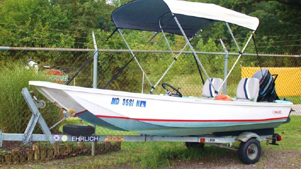 Boston Whaler 13 Classic w/Trailer