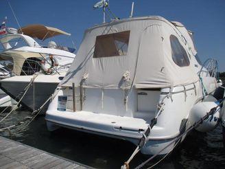2001 Sessa Marine Oyster 34