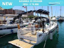 2016 Bavaria 33 Cruiser