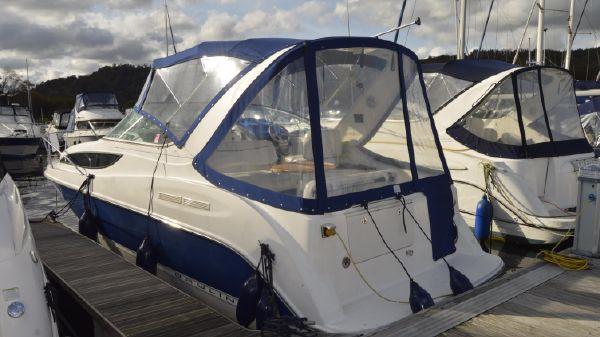 Bayliner 285 2007 bayliner 285 aft