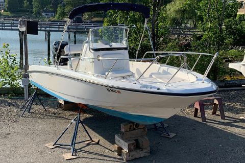 2010 Boston Whaler Dauntless 230