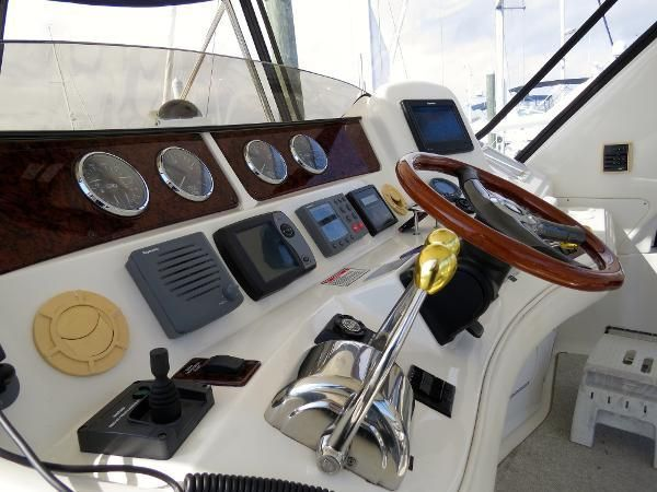 Helm Looking Starboard