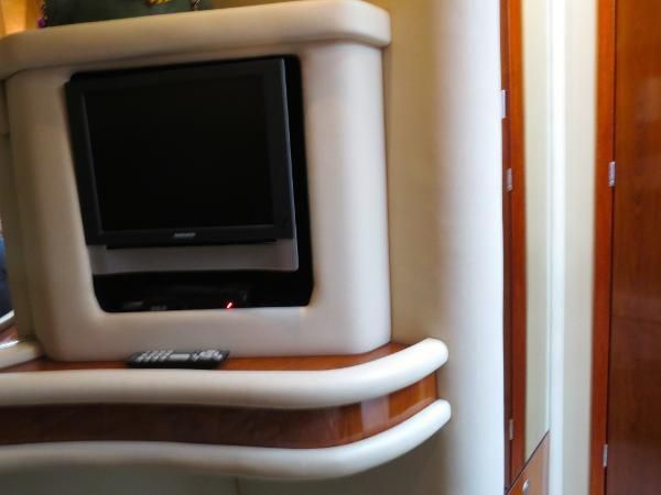 Port Stateroom TV