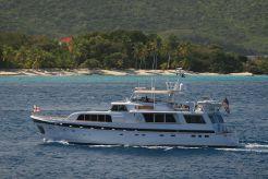 1985 Cheoy Lee Raised Pilot House Motor Yacht