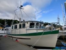 1968 Albion Boat Works 37' Yacht Conversion
