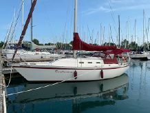 1984 Canadian Sailcraft 33