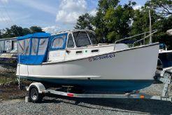 1992 Atlas Boat Works Pompano 21
