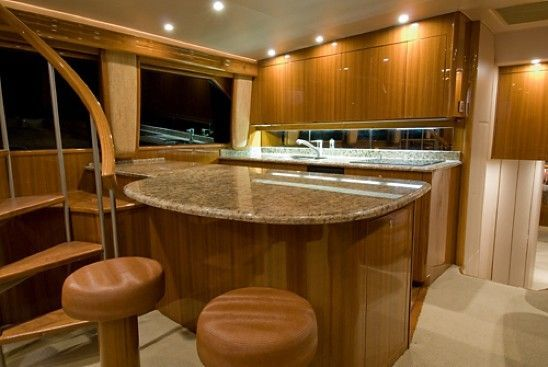 2008 Viking Enclosed - Galley