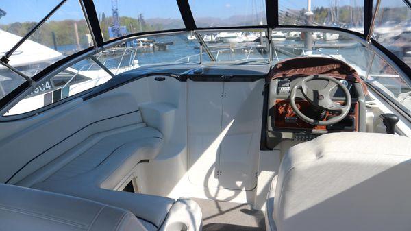 Bayliner 285 2005 bayliner 285 helm