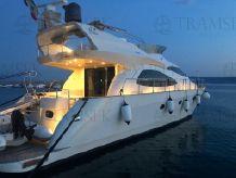 2004 Cayman Yachts Cyber 62