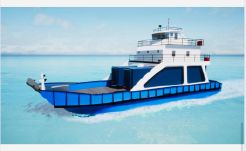 2021 Custom Island Craft Landing Craft