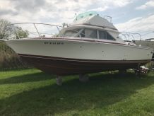 1983 Bertram 28 Flybridge CRUISER