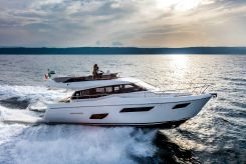 2018 Ferretti Yachts 450