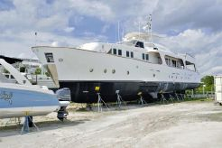 1962 Benetti Custom Enclosed Pilothouse with Flybridge
