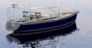 2021 Lyman Morse LM 55 - Seguin Series