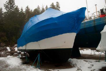 1984 Marine Trader Trawler