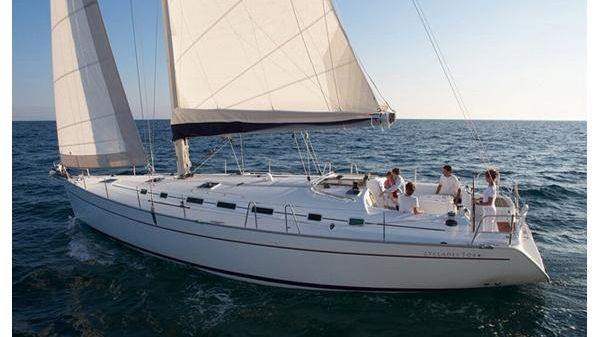 Beneteau Cyclades 50.5 Manufacturer Provided Image: Beneteau Cyclades 50.5