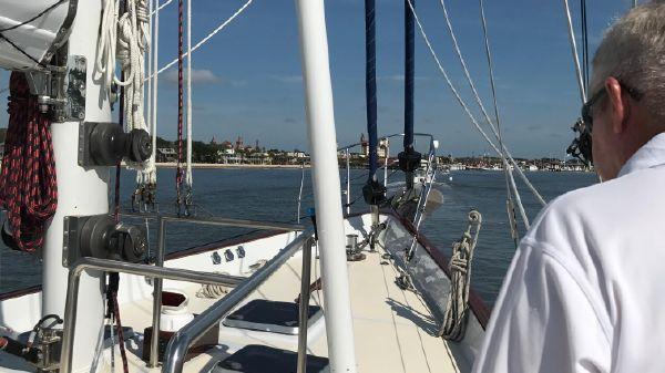 Irwin Cutter Rigged Ketch Atlas Yacht Sales 904-501-1532
