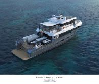 2021 Italian Vessels Enjoy Yacht 93,9""