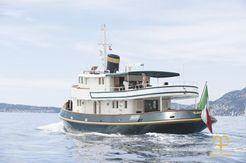 1962 Rimorchiatore Solimano Italia Classic Motor Yacht