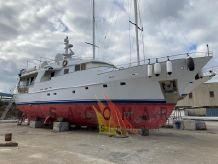 1989 Custom Shipbuilders International LTD Navetta 26