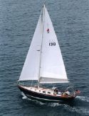 1981 Bristol 40 sloop