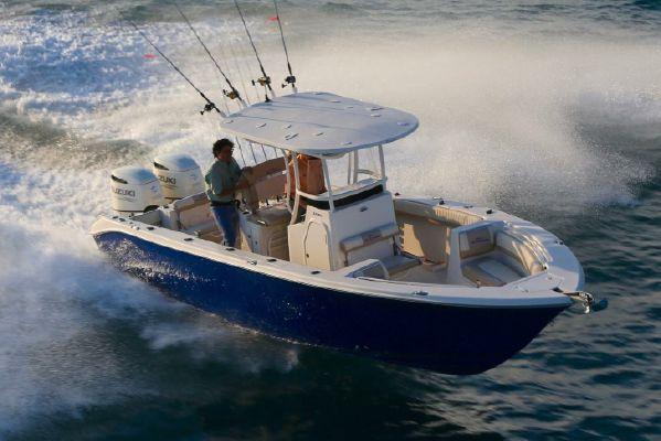 Sea Chaser 27 HFC - main image