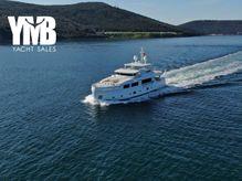 2017 Mengi Yay Steel Hull Custom