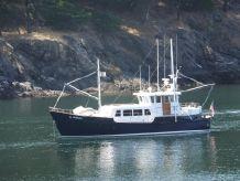 1985 Custom Ostlund Steel Long Range Trawler
