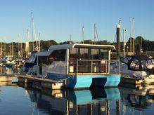 2020 Marina Boats Inspiration 25 Floating Lodge