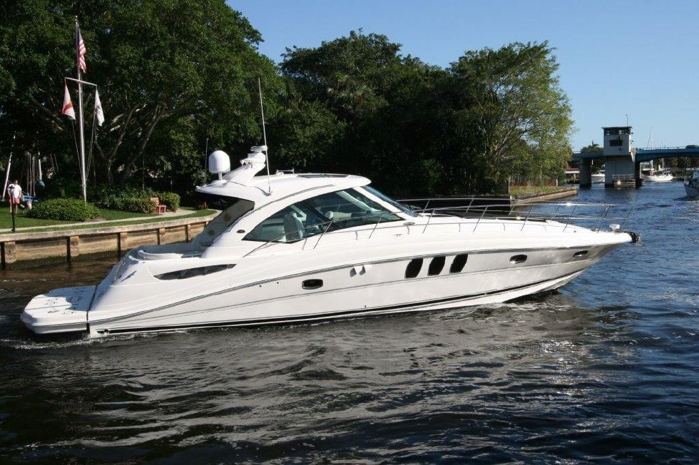 2007 Sea Ray 48 Sundancer. 48 ft; Motor Yacht ...