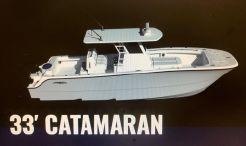 2022 Invincible 33 Catamaran