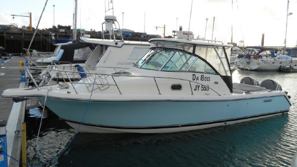 Pursuit OS 285 Offshore Pursuit OS 285
