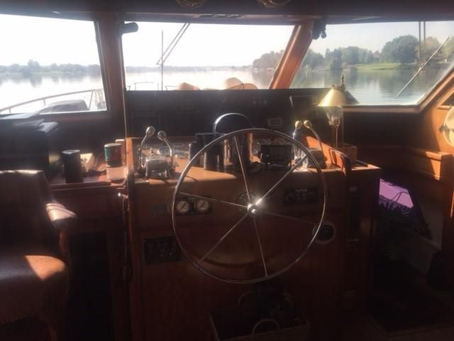 1977 Hatteras 53 Classic