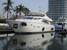 2007 Ferretti Yachts 881