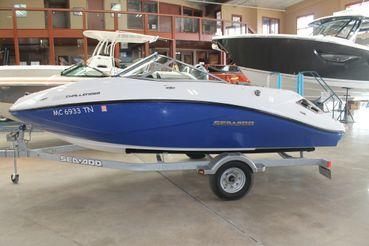 2012 Bombardier Sea Doo 180 Challenger