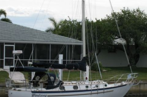 1988 Pacific Seacraft Cutter