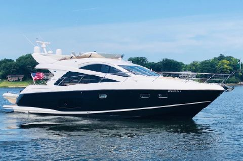 2012 Sunseeker Manhattan 53 - 2012 Sunseeker Manhattan 53