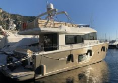 2014 Cranchi Eco Trawler 43