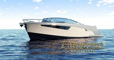 2020 Alfastreet Marine 28 Prestige Line