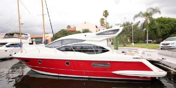 2012 Azimut 40S - View at Dock