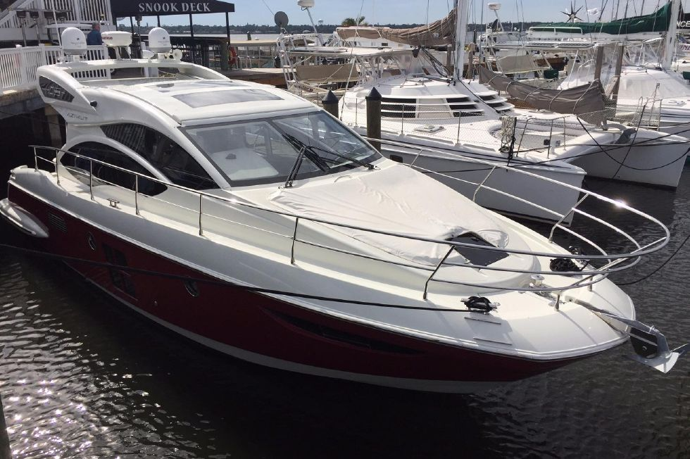 2012 Azimut 40S - Bow View