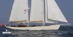 2011 Custom Ed Burnett Bermudan Schooner
