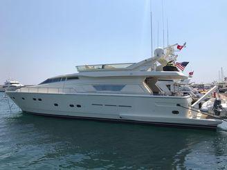 1995 Ferretti Yachts 225