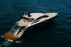 2012 Motor Yacht Pershing 58'